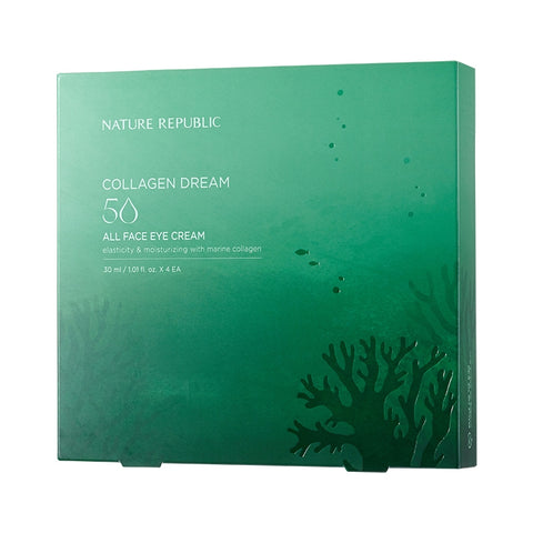 COLLAGEN DREAM 50 ALL-FACE EYE CREAM SPECIAL SET [BOGO]