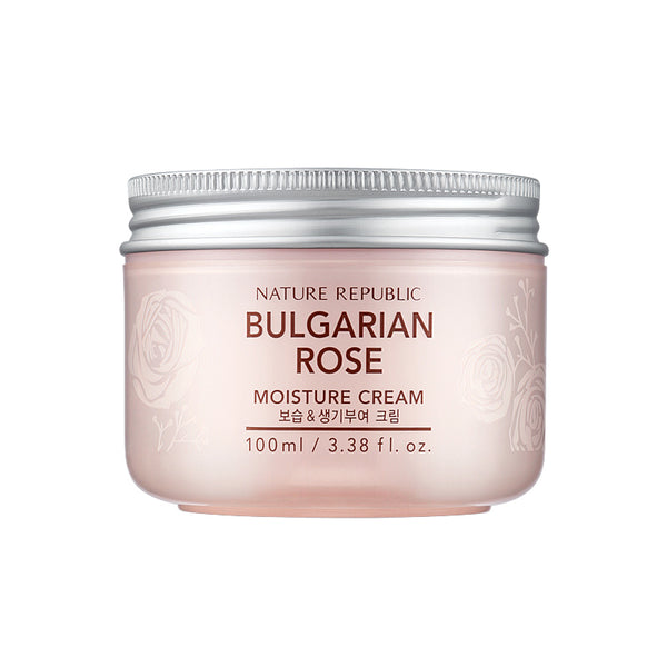 BULGARIAN ROSE MOISTURE CREAM