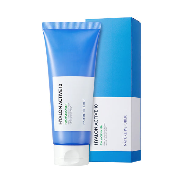 HYALON ACTIVE 10 FOAM CLEANSER