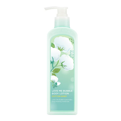 LOVE ME BUBBLE BODY LOTION COTTON BABY