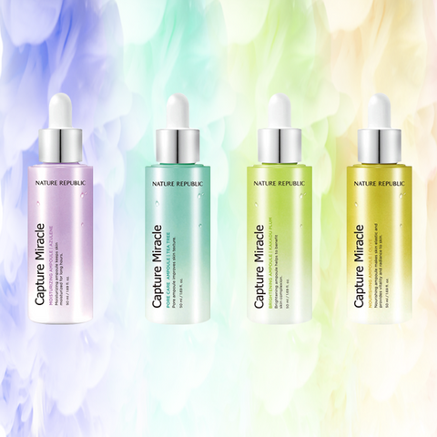 CAPTURE MIRACLE AMPOULE 50% OFF