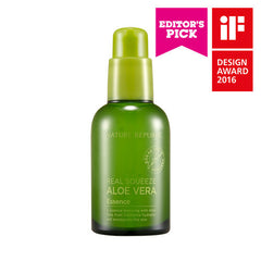 REAL SQUEEZE ALOE VERA ESSENCE - NatureRepublic USA