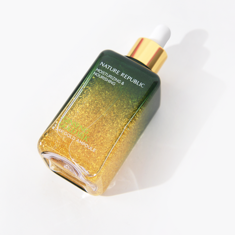 GINSENG GOLD SILK 24K GOLD AMPOULE