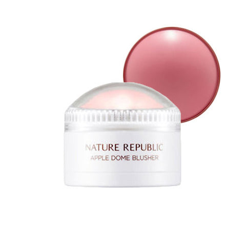 BY FLOWER APPLE DOME BLUSHER 01 PINK APPLE