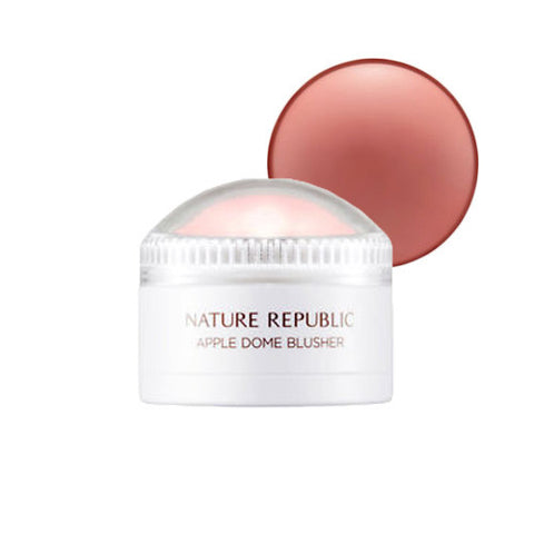 BY FLOWER APPLE DOME BLUSHER 02 CORAL APPLE