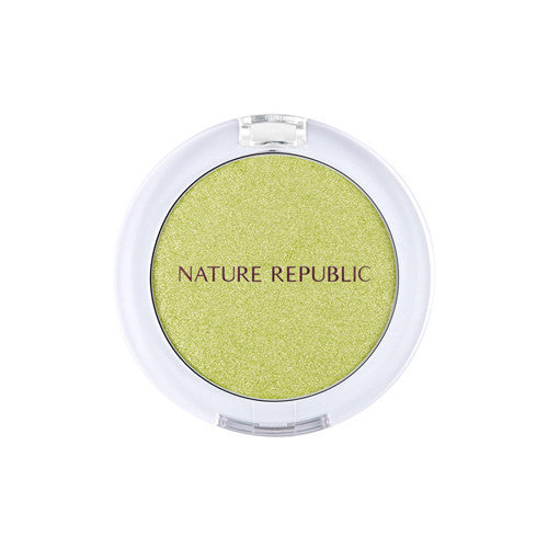 By Flower Eye Shadow 11 Lime Green