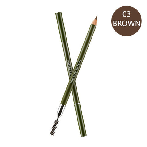 BY FLOWER WOOD EYEBROW - 03 BROWN