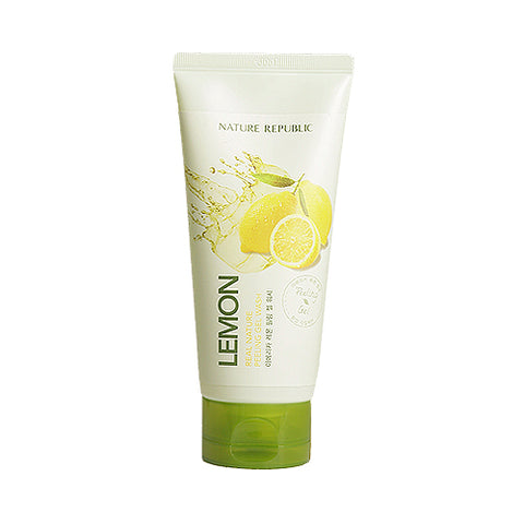 REAL NATURE LEMON PEELING GEL WASH - NatureRepublic USA