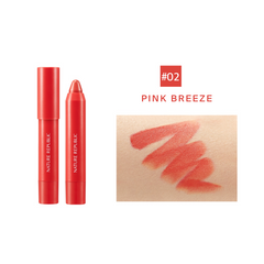 ECO CRAYON LIP VELVET 02 PINK BREEZE