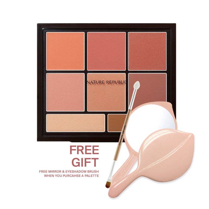PRO TOUCH BLUSHER PALETTE