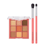 PRO TOUCH KILLING POINT SHADOW PALETTE CORAL HAZE SPECIAL SET
