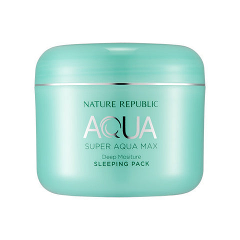 SUPER AQUA MAX DEEP MOISTURE SLEEPING PACK - NatureRepublic USA