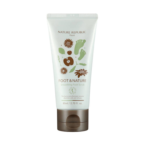 Foot & Nature Smoothing Foot Scrub