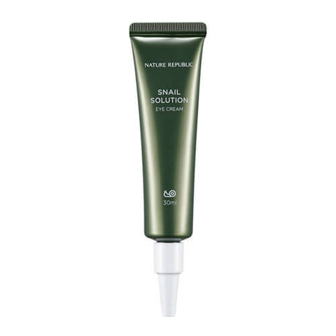 SNAIL SOLUTION EYE CREAM - NatureRepublic USA