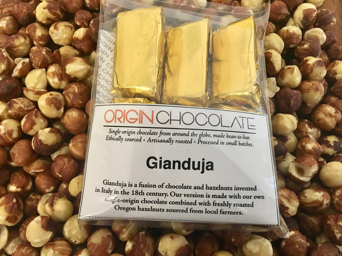 Origin Gianduja