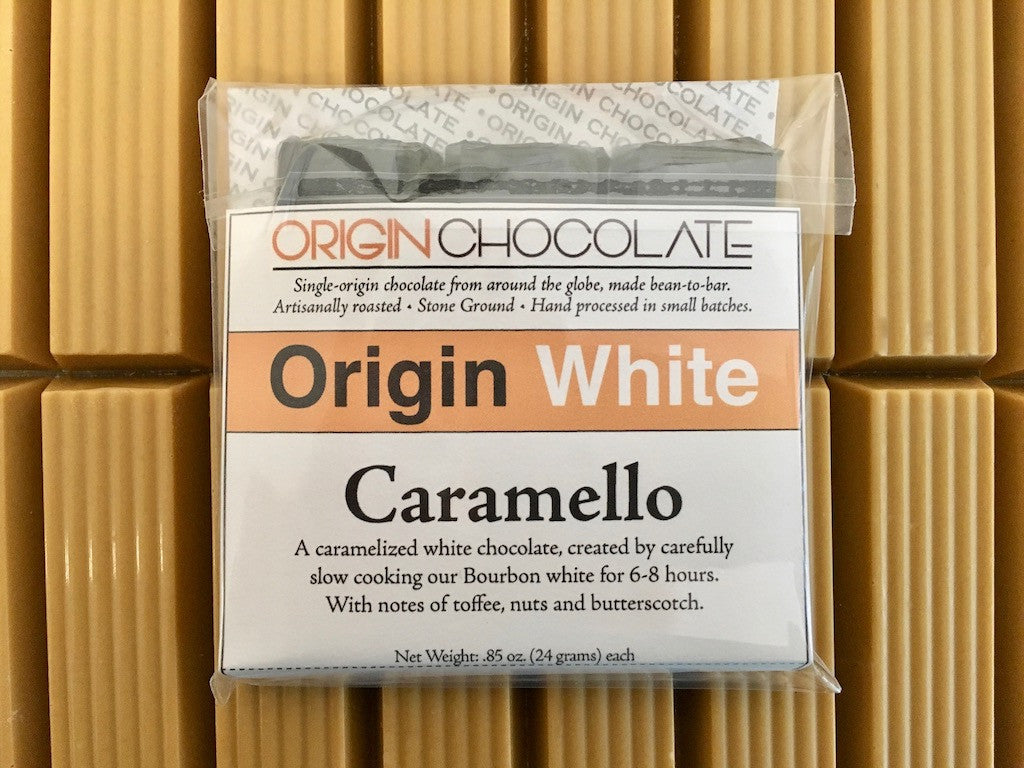 Origin White - Caramello