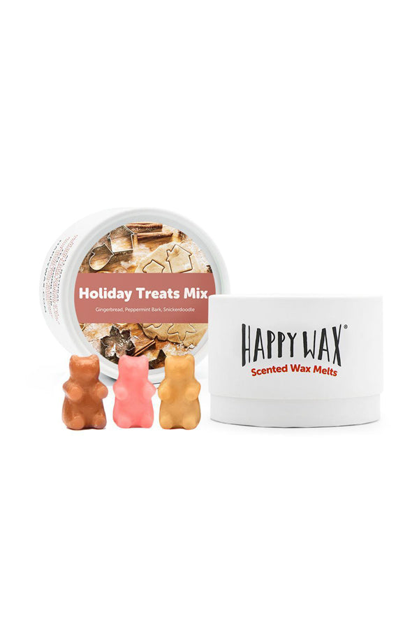 Holiday Wax Melts 3.6 oz. Classic Tin