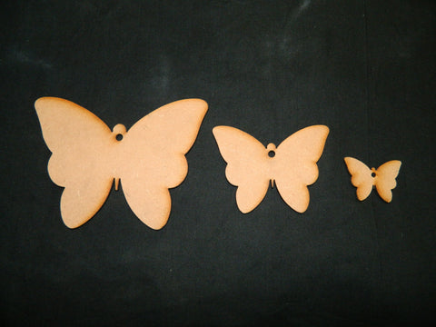 Butterfly Cut-out