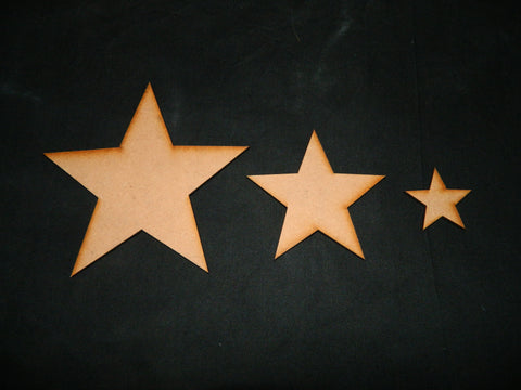 Star Cut-out