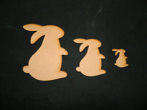 Bunny Cut-out