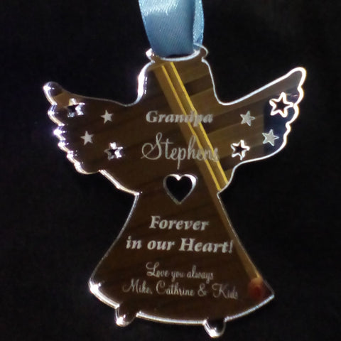 Memorial Angel Decoration