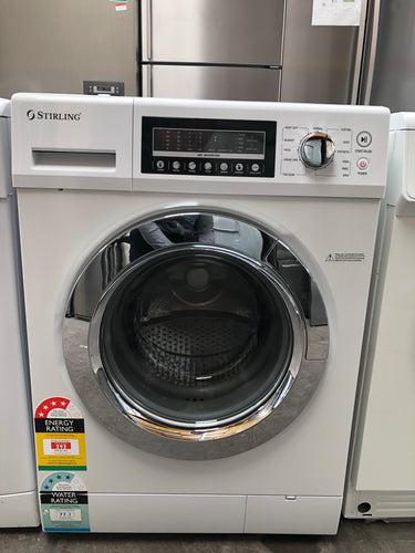 Stirling 7.5Kg Direct Drive  Front Loader - DMS Appliances