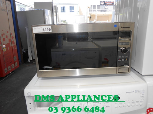 Panasonic 32L Microwave- Factory Second