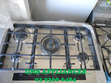 Kleenmaid 770mm Gas Cooktop Factory Second