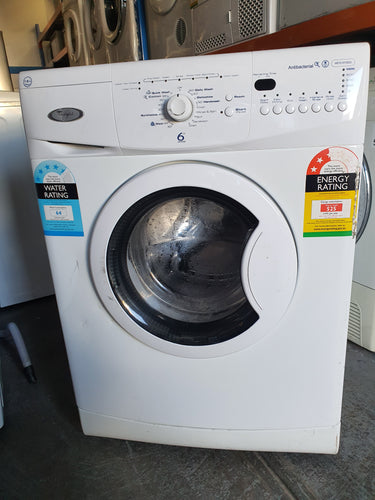 Whirlpool 7.5kg Front Loader - DMS Appliances
