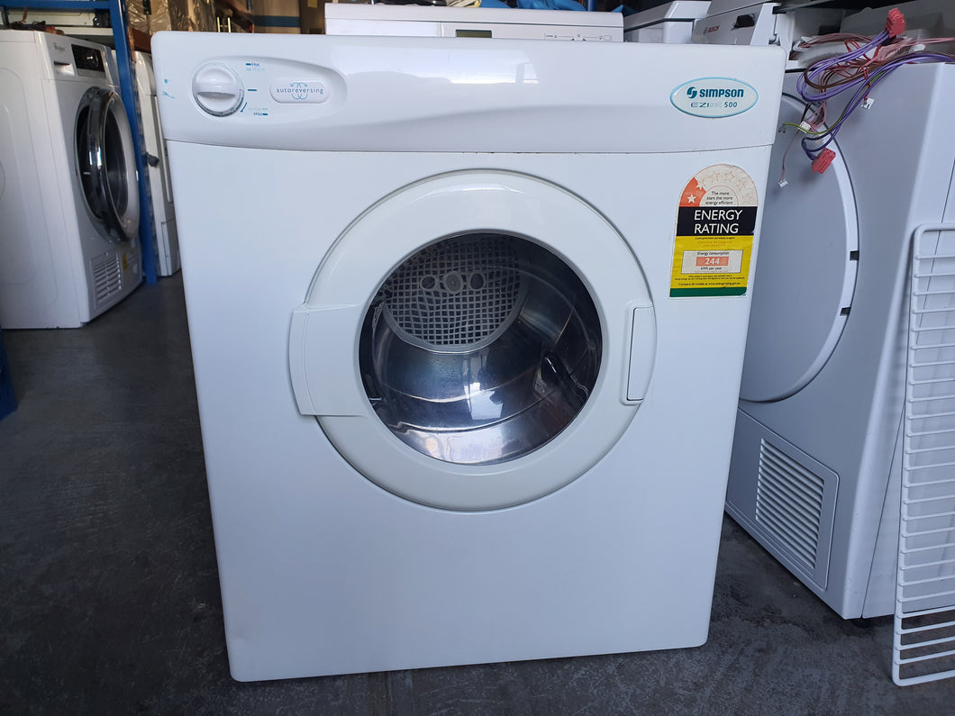 Simpson 5kg Dryer - DMS Appliances