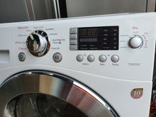 LG 8.5kg/4kg Steam Front Loader (Washer Dryer Combo) - DMS Appliances