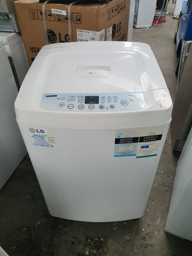 LG 6.5kg Top Loader - DMS Appliances