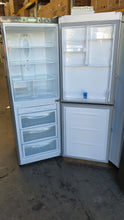 LG 305L Bottom Mount Fridge stainless steel