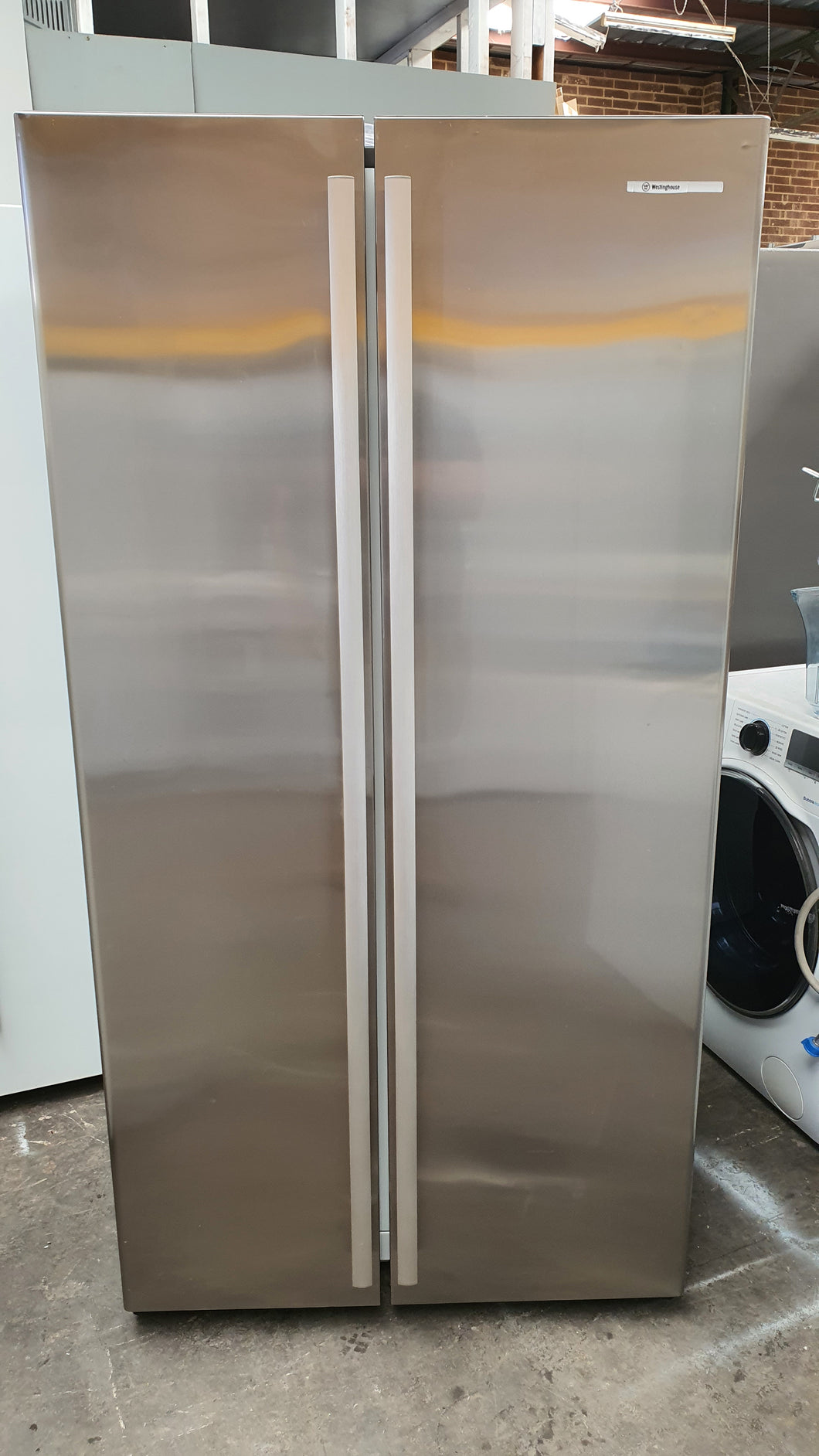 Westinghouse 606L Side By Side Fridge