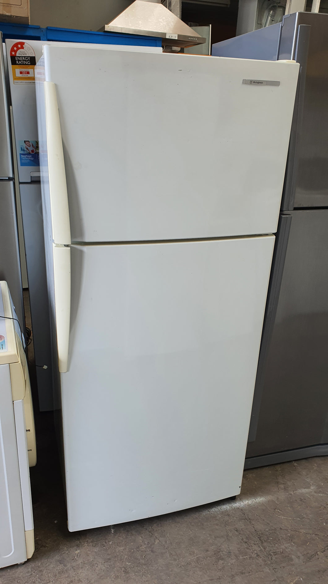Westinghouse 416L Top Mount Fridge