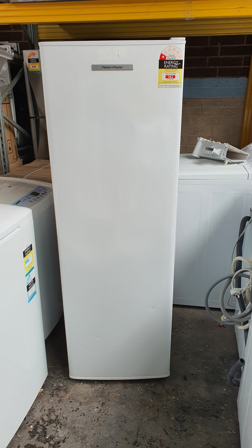 Fisher & Paykel 266L Upright Refrigerator [Factory Second]