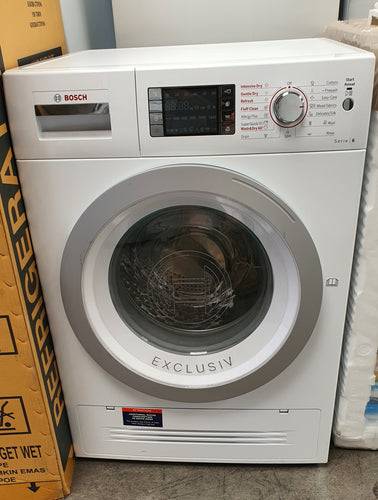 Bosch 8kg/4kg Washer Dryer Front Loader [Factory Second]