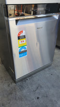 Whirlpool 15 Place Setting Dishwasher - Stainless Steel (Factory Second)