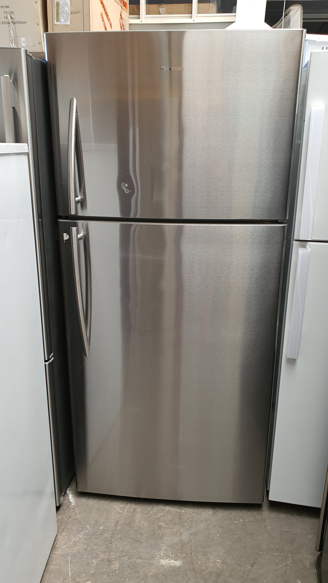 Hisense 526L Top Mount Fridge
