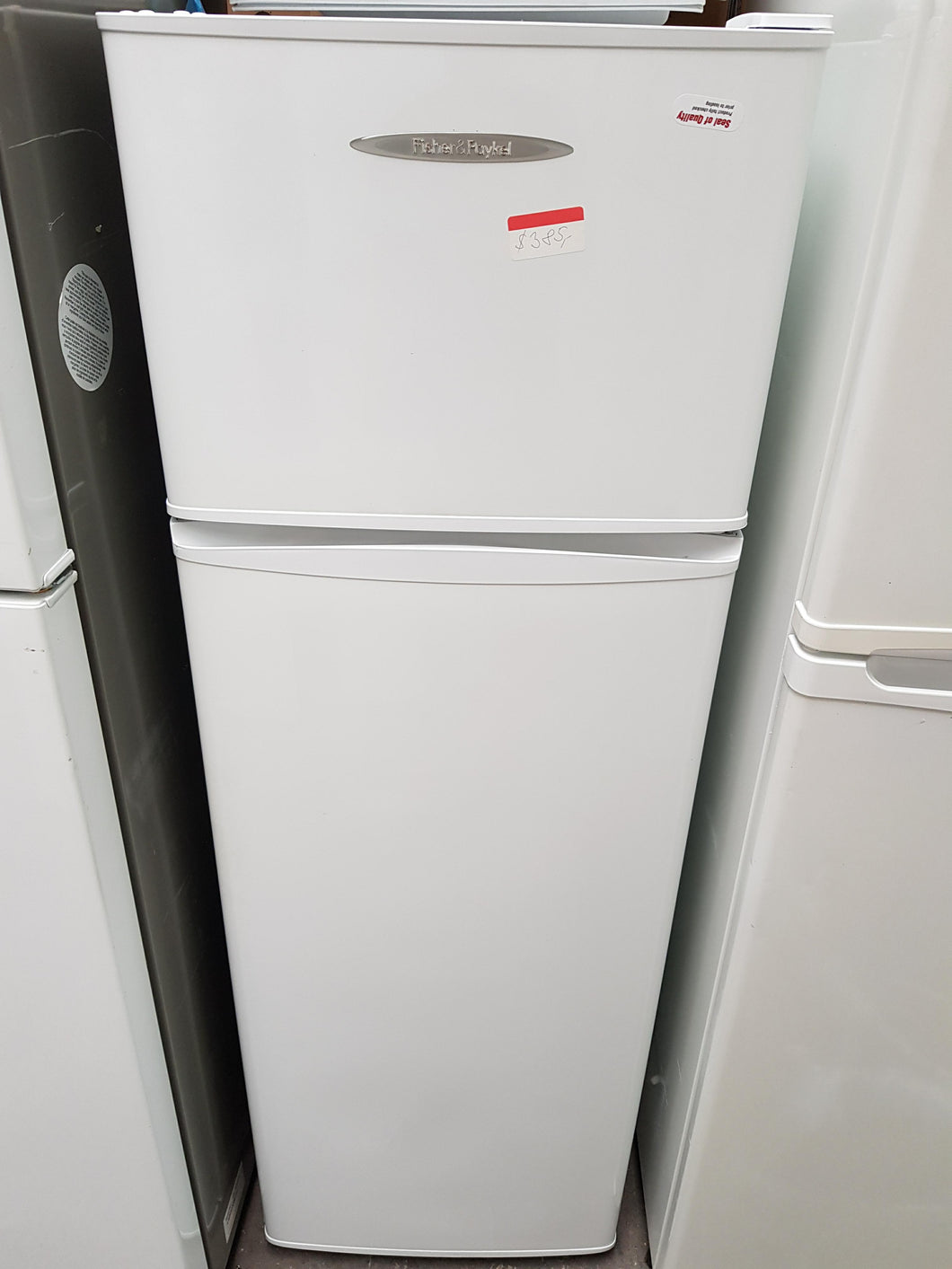 Fisher & Paykel 249L Top Mount Fridge - DMS Appliances
