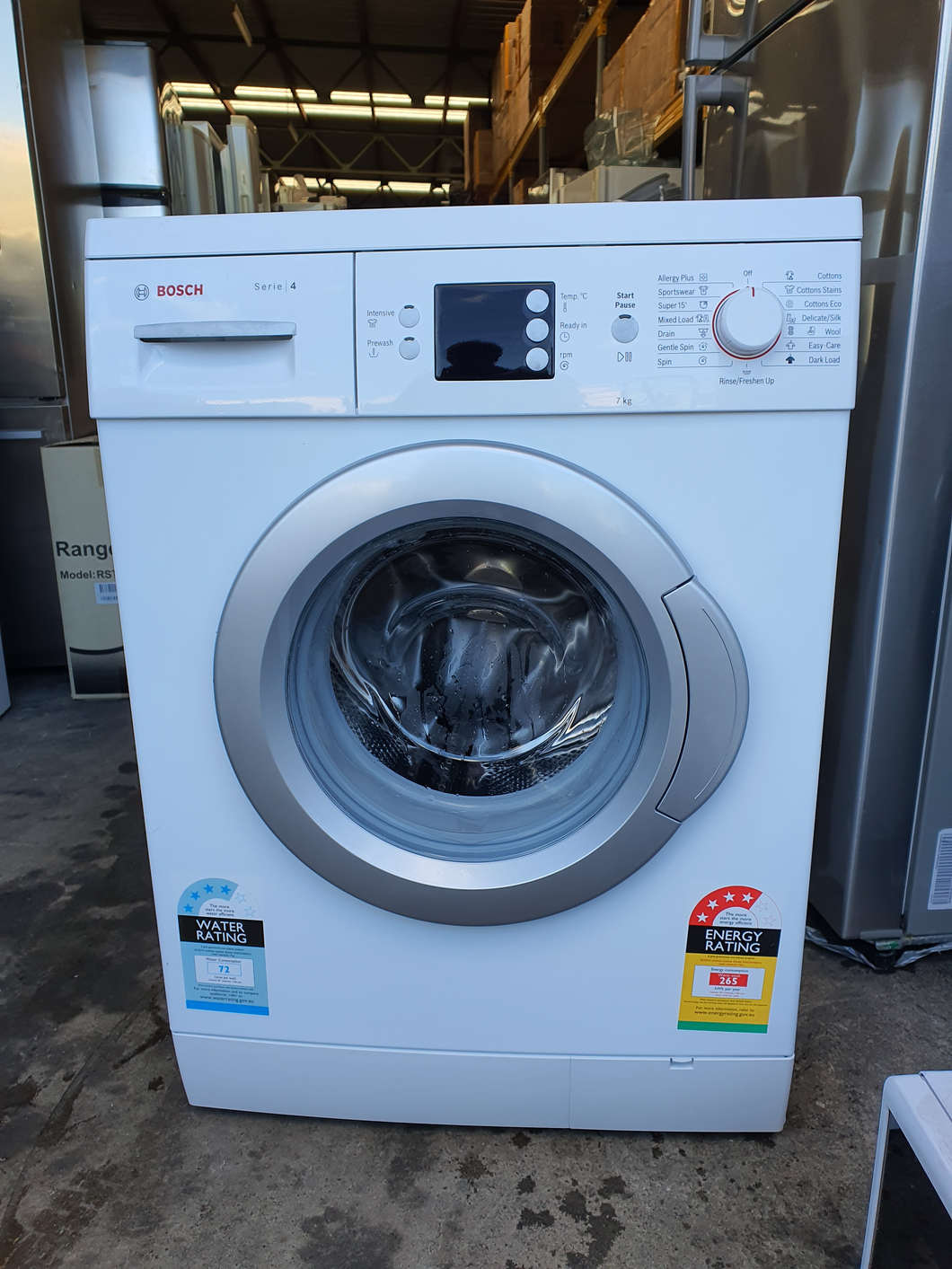 Bosch 7kg Serie 4 Front Loader - DMS Appliances