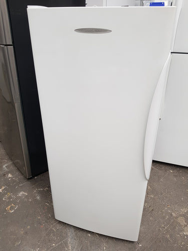 Fisher & Paykel 304L Upright Freezer - Left Hinged