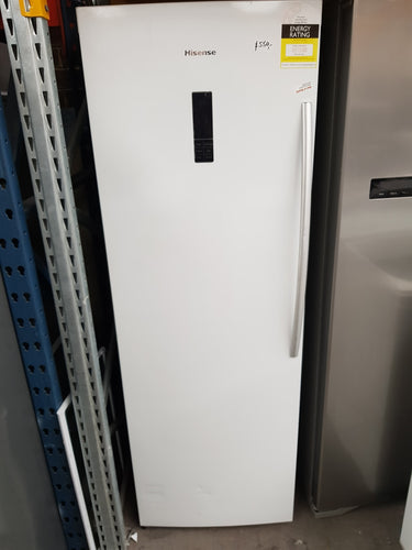 Hisense 280L Upright Freezer FACTORY SECOND