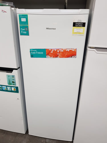 Hisense 176L Upright Freezer FACTORYSECOND