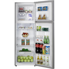 [Brand New] Hisense 270L HR6TFF272S Top Mount Fridge - Stainless Steel - 3 Years Warranty