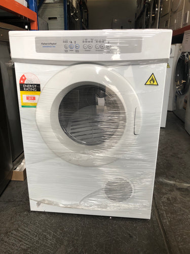 Fisher & Paykel 5kg Dryer - FACTORY SECOND