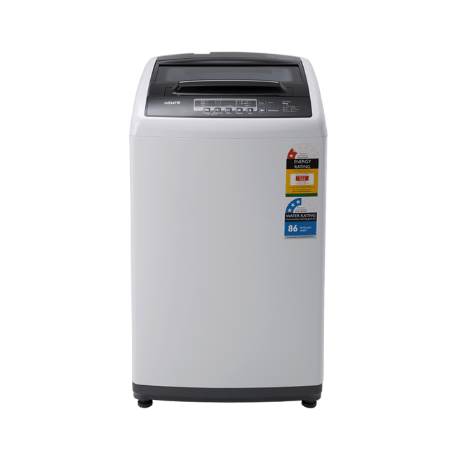 Euro 6kg ETL6KWH Top Loader - [BRAND NEW] 3 YEAR WARRANTY - DMS Appliances