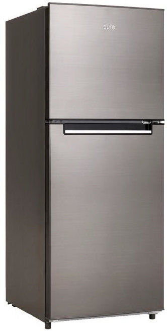 Euro EF311SX 311L Top Mount Fridge Stainless Steel [Brand New]- 3 YEAR WARRANTY - DMS Appliances
