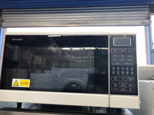 Sharp Convection Microwave- RRR: $579 FACTORY SECOND