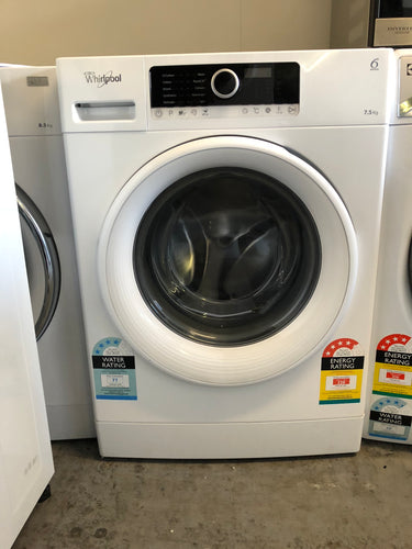 Whirlpool 7.5kg Front Loader -  MADE IN ITALY  RRP: $749